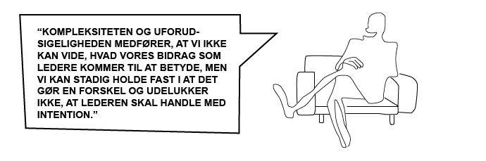 Illustration Ledelsesøjeblikke