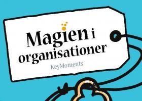 Magien i organisationer illustration af Jacob Lind Bendtsen